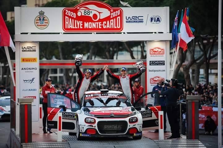 Eric Camilli Monte Carlo 2020