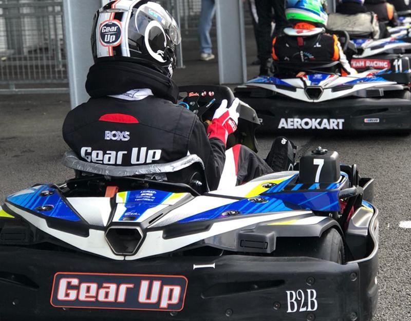 24h du Mans karting