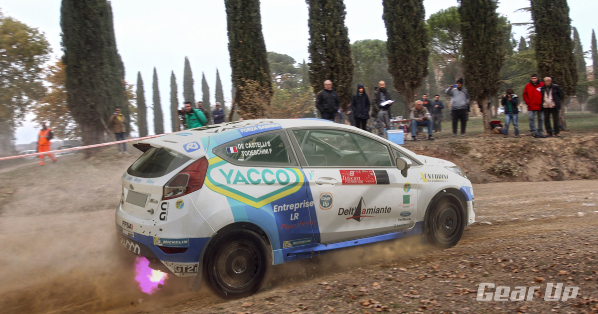 Florent Todeschini - Tuscan Rewind 2020