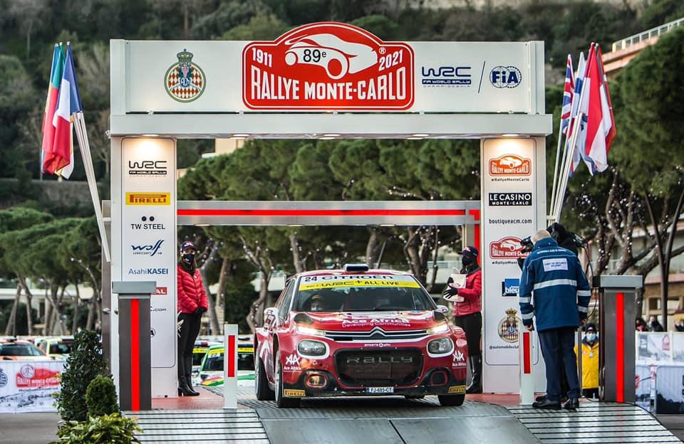 Eric Camilli Monte Carlo 2021