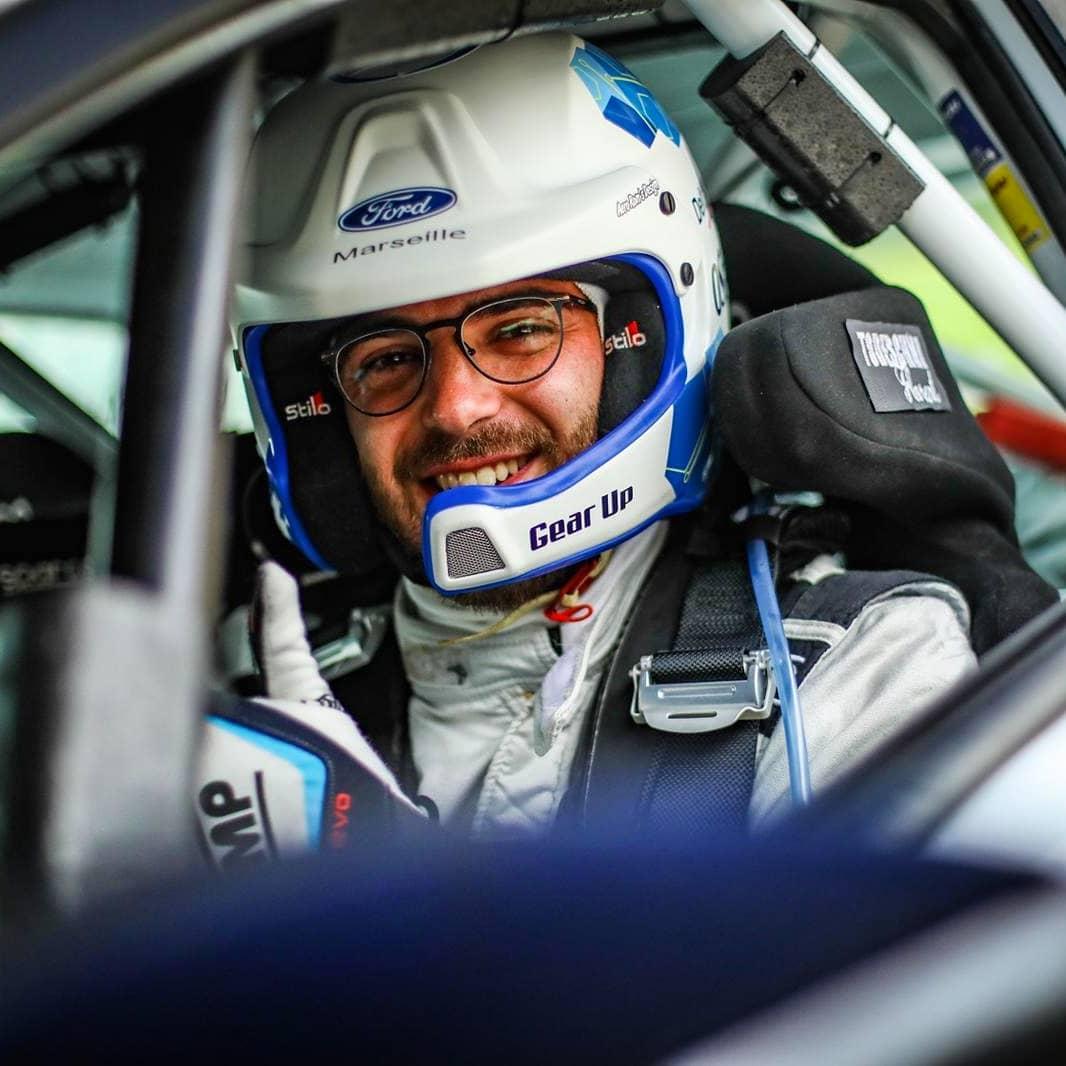 Florent Todeschini - Sarrazin Motorsport
